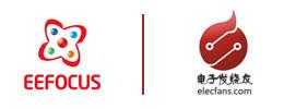 Eefocus&Elecfans logos