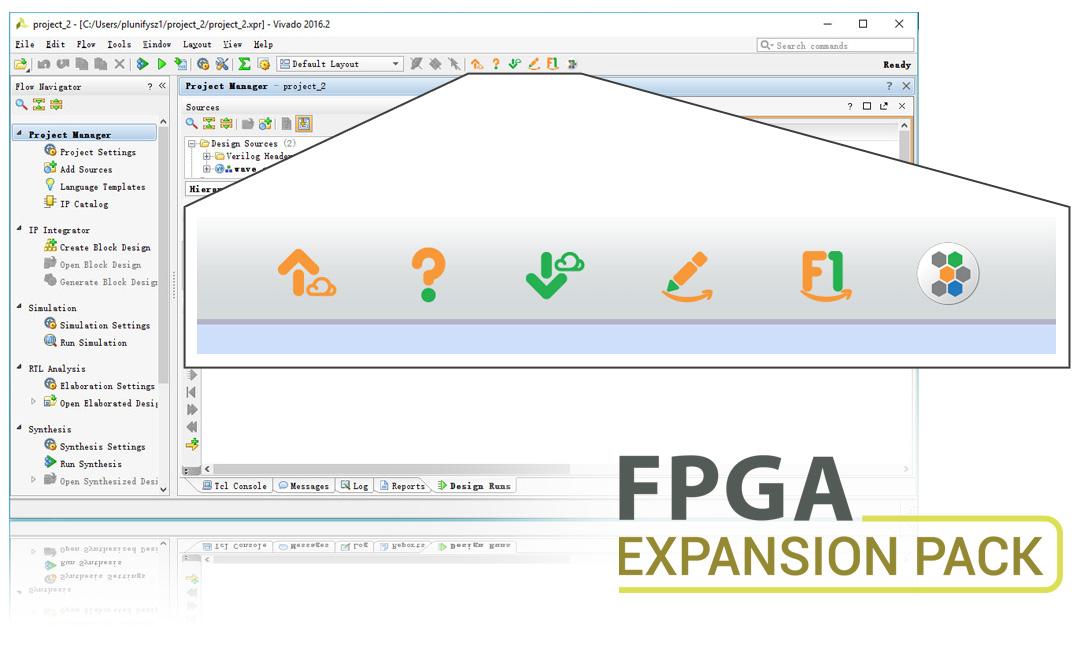 FPGA Expansion Pack